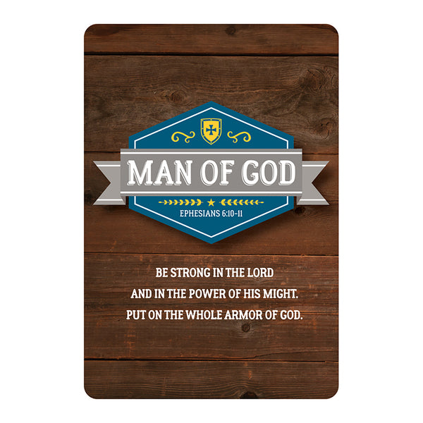 Man of God LED Multi-Tool Key Chain