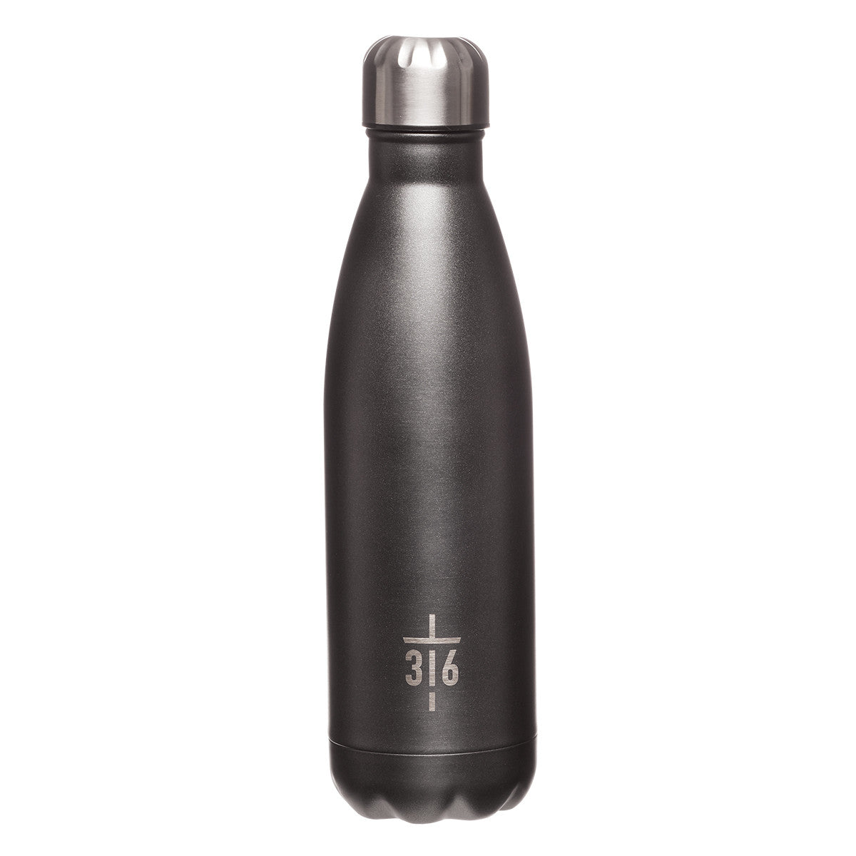 John 3:16 Stainless Steel Water Bottle