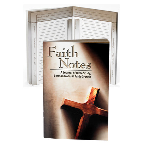 Faith Notes - Notes & Faith Growth