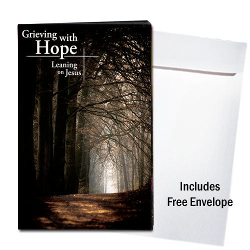 Grieving With Hope -- Pocket Book & Envelope