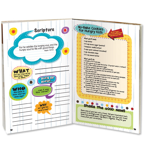 Project & Prayers for Kids Activity Book