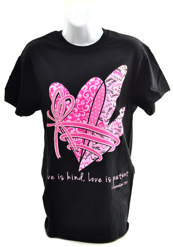 Love Is Kind Shirt, Black