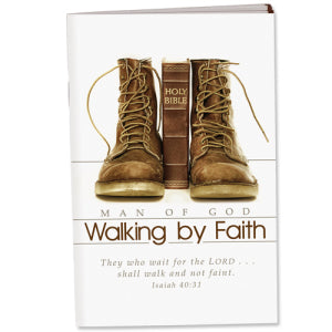 WALKING BY FAITH DEVOTION BOOK