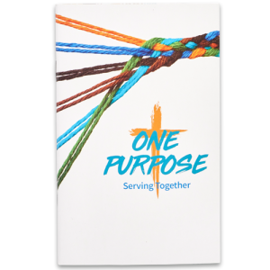 ONE PURPOSE - SOFT COVER DEVOTION BOOK