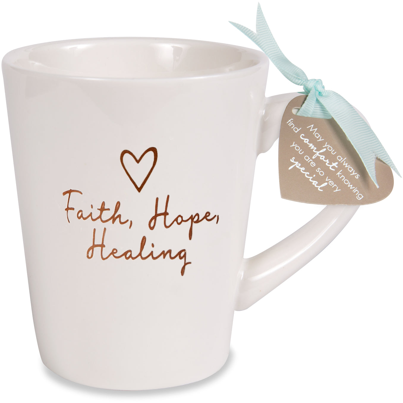 Faith Hope Healing - 15 oz Cup