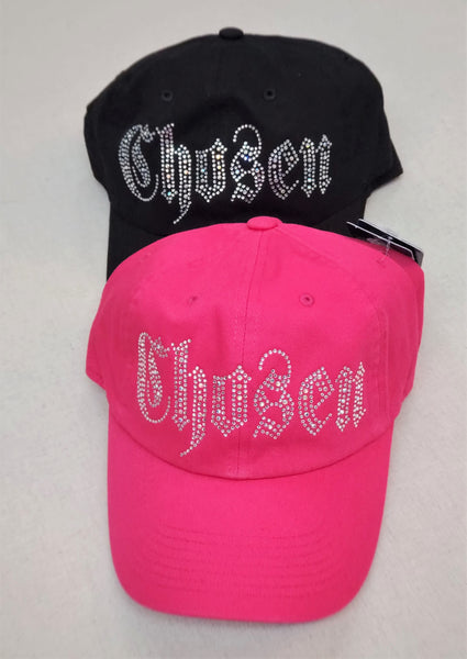 """Chosen"" Baseball Hat"