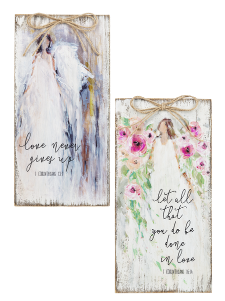 My Angel Wall Plaques