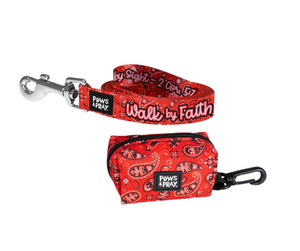 Paws & Pray Pet Leash Walk By Faith