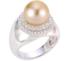 South Sea Pearl Rings