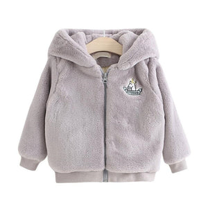 Unicorn Liligirl Kids Velvet Thick