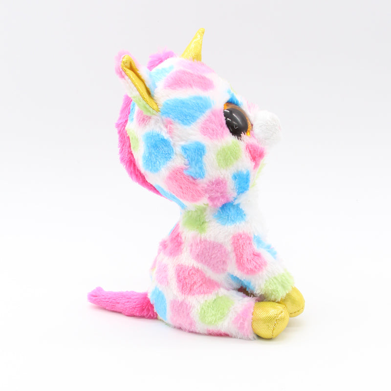 Ty Beanie Boos Unicorn Big Eyes 6