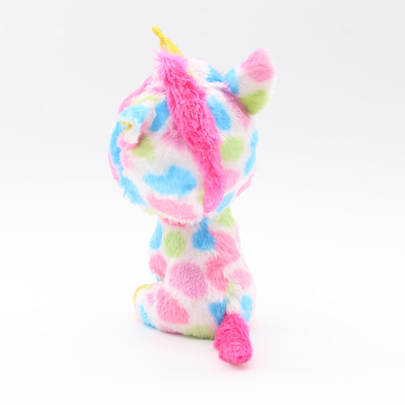 Ty Beanie Boos Unicorn Big Eyes 6""