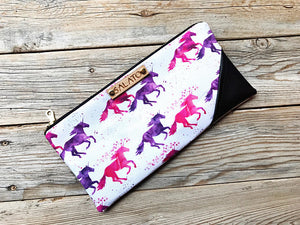 Mini Clutches Unicorn