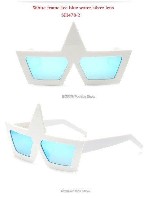 Hot Unicorn Vintage Sunglasses utilities