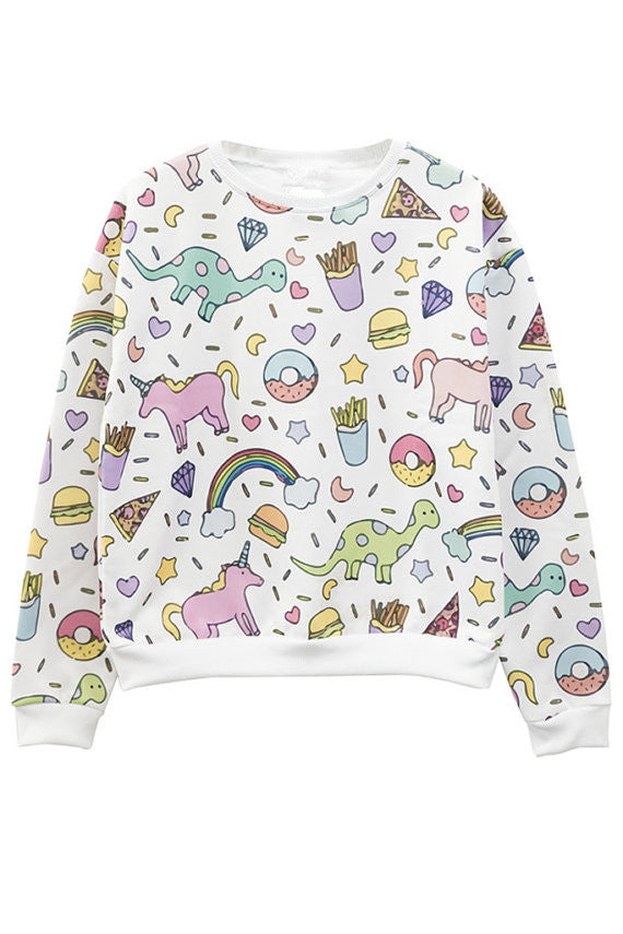 Sweet Unicorn Sweatshirt