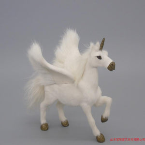 Simulation Unicorn toy polyethylene