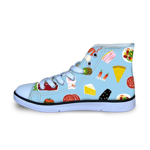 Unicorn Printing Kids Shoes