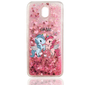 Unicorn Liquid Case for Samsung