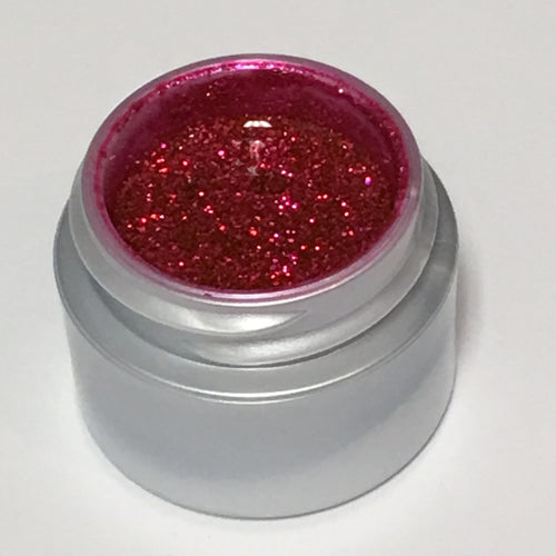 Pin Up Girl Retro Glitter Gel