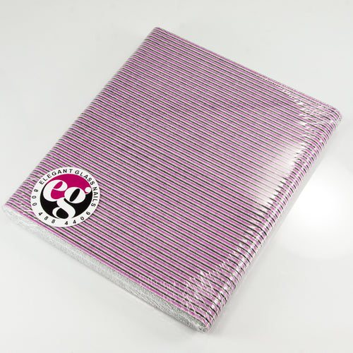Zebra Pink Center 100/100 Grit 50pk