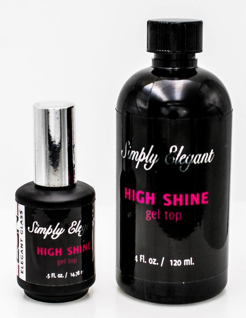 High Shine Gel Top