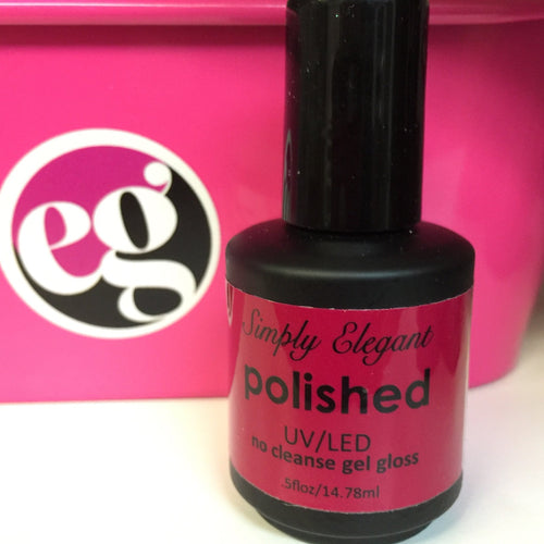 Polished Top Gloss *use with pigments for ultimate mirror finish*