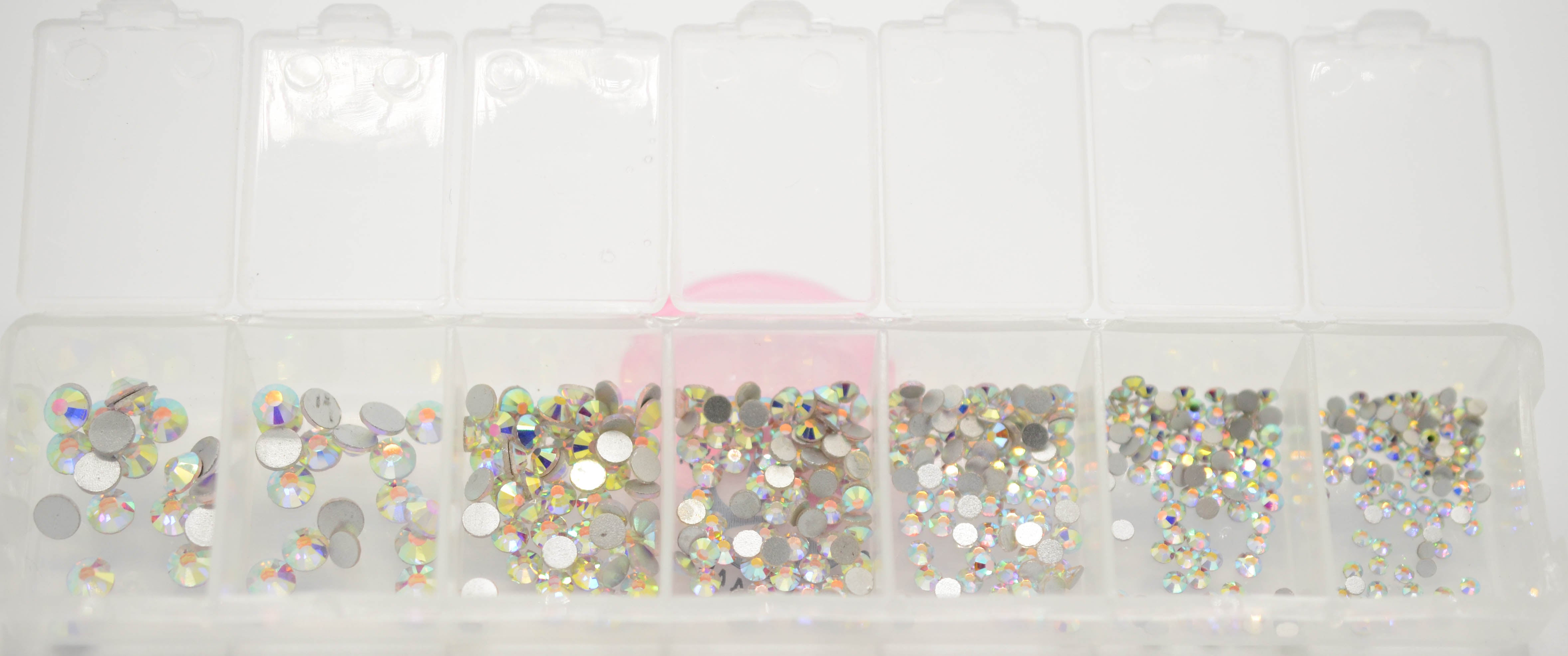Swarovski Like Mix 420pc Row