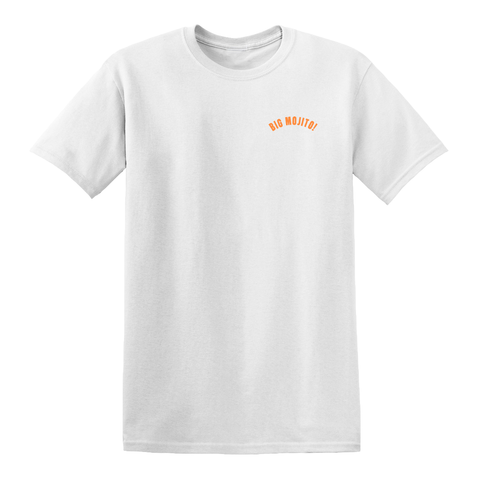 Big Mojito T-Shirt [White]