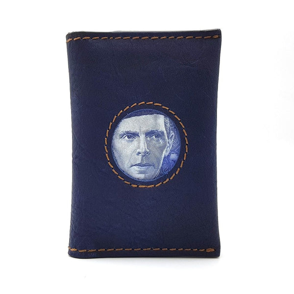 COMET- CARD HOLDER BLUE