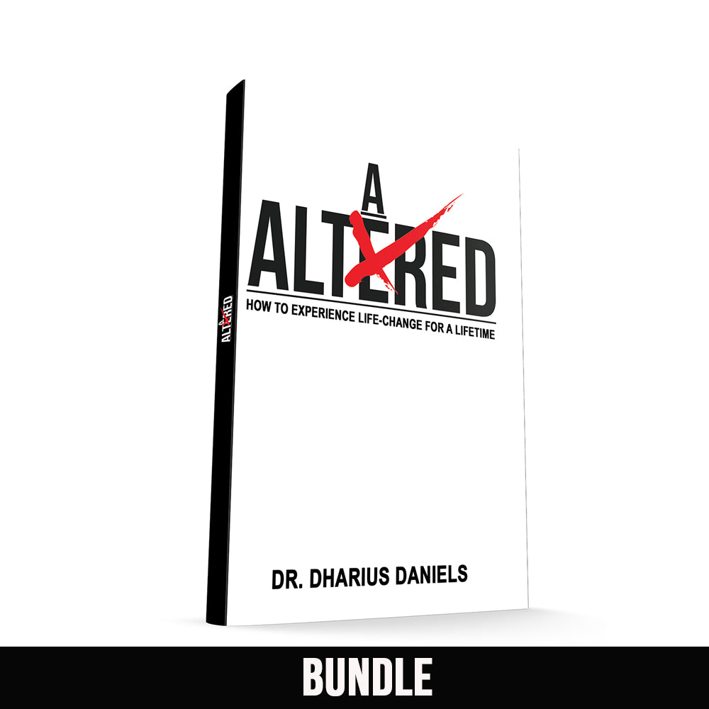 Altared Bundle CD & Guide