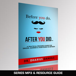 Before You Do, After You Did Bundle MP3 & Digital Download