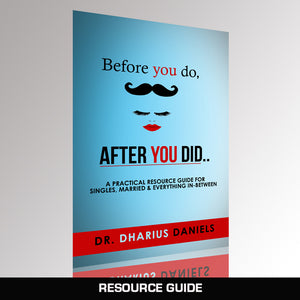 Before You Do, After You Did Resource Guide Digital Download