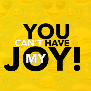 You Can't Have My Joy Sermon Series MP3