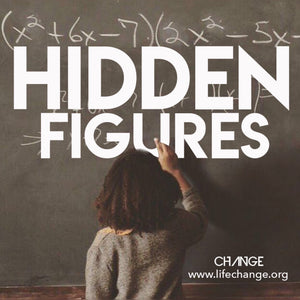 Hidden Figures Sermon Series  MP3