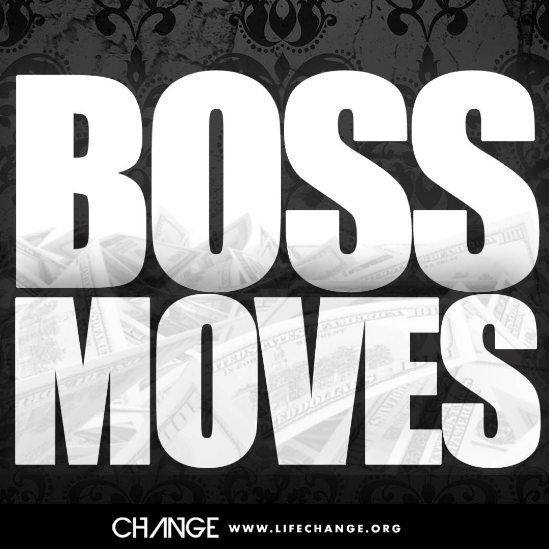 Boss Moves Sermon Series MP3