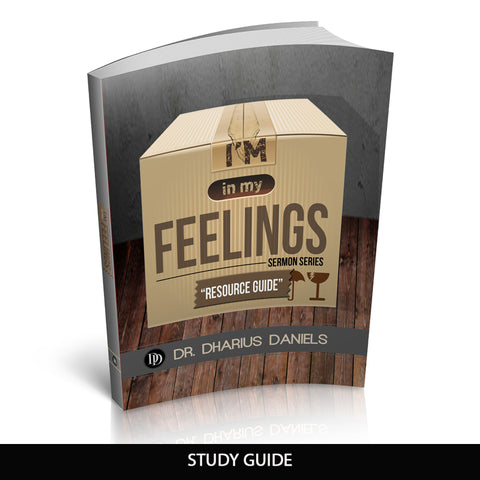 I'm In My Feelings Study Guide - Digital Download