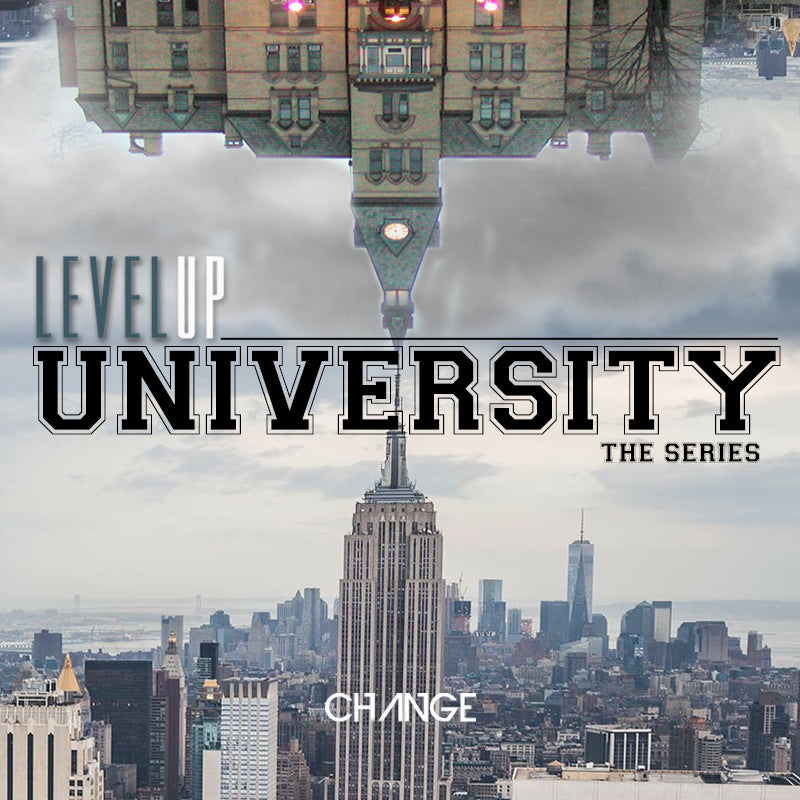 Level Up University Sermon Series MP3