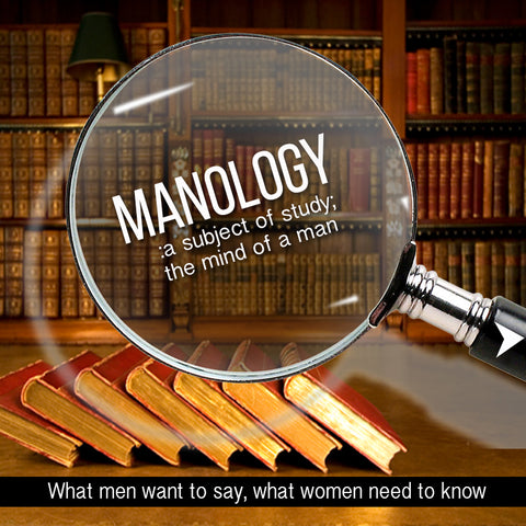 Manology Sermon Series DVD