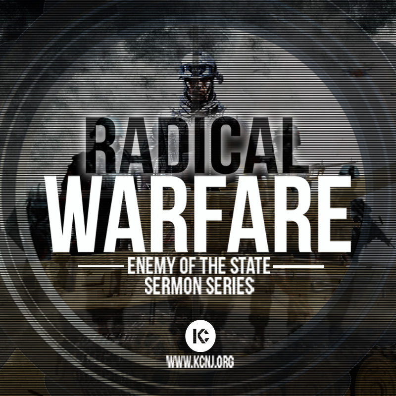 Radical Warfare Vol. 1 Sermon Series MP3