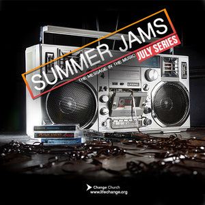 Summer Jams CD