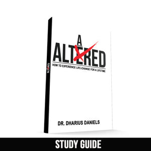 Altared Study- Digital Download