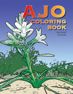 Ajo Coloring Book