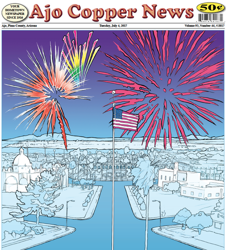 Ajo Copper News Subscription