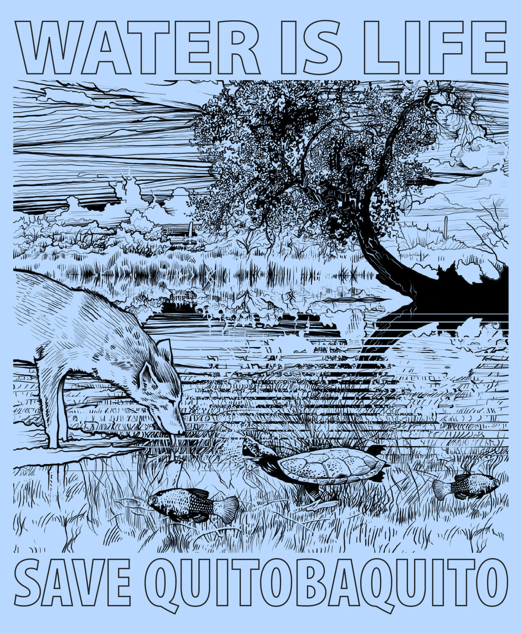 Save Quitobaquito Shirts