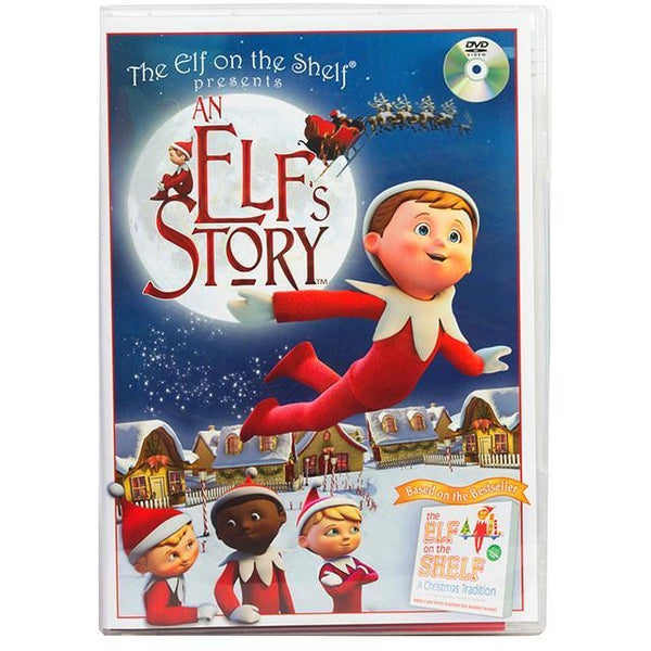 The Elf on the Shelf An Elf Story DVD