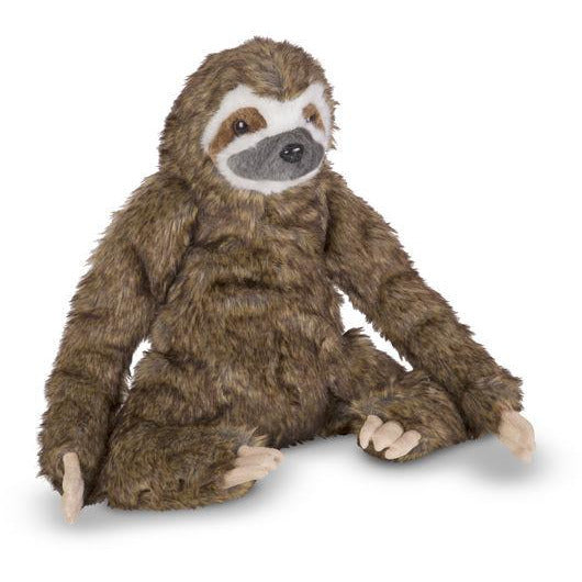 Melissa & Doug Plush Sloth canada