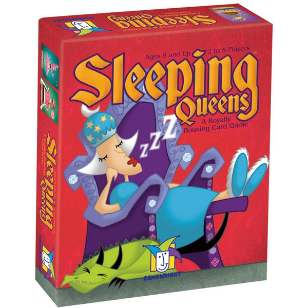 GameWright Sleeping Queens canada ontario royal card game