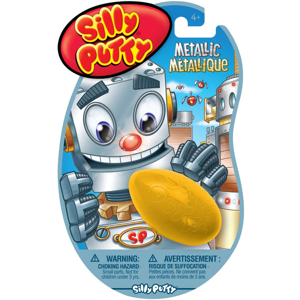 Crayola Silly Putty Metallic canada ontario