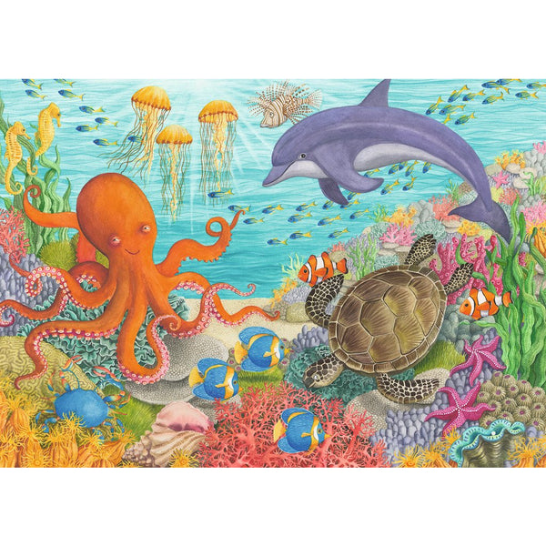 Ravensburger 35 Piece Puzzle Ocean Friends
