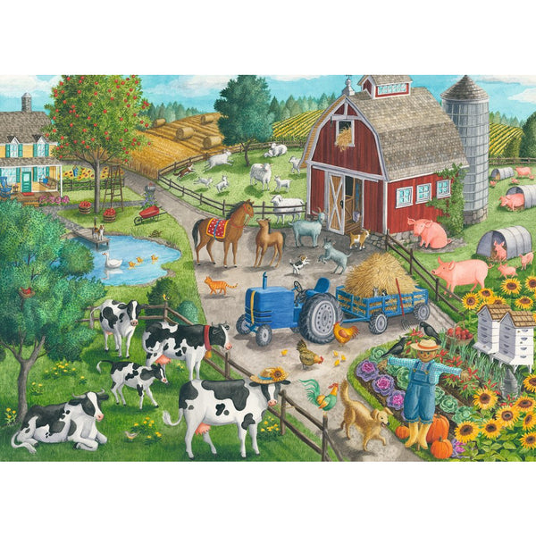 Ravensburger 60 Piece Puzzle Home on the Range
